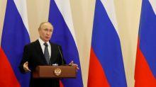 Putin seeks rapid renewal of key nuclear deal with US