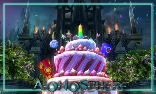The Stream Team:  Celebrating Aion's 5th birthday with GM events