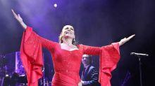 Isabel Pantoja aplaza sus conciertos en Miami y Puerto Rico por problemas con el visado