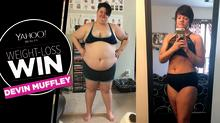 This 24-year-old woman lost 166 pounds with martial arts and Crossfit
