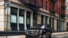 Electric trim of Cadillac's upcoming Escalade to have 400-mile range
