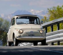 Fiat 500 earns place in New York's Museum of Modern Art