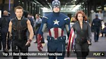 Top 10 Best Blockbuster Movie Franchises