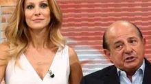 """Giancarlo Magalli e la lite con Adriana Volpe: """"Spero che faremo pace"""""""