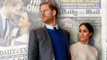 """Royals: Prinz Harry + Herzogin Meghan: """"Die absurdeste Royal-Erzählung aller Zeiten"""""""