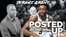 Posted Up: Nuggets forward Jerami Grant on protesting at the White House and playing in 'the bubble'
