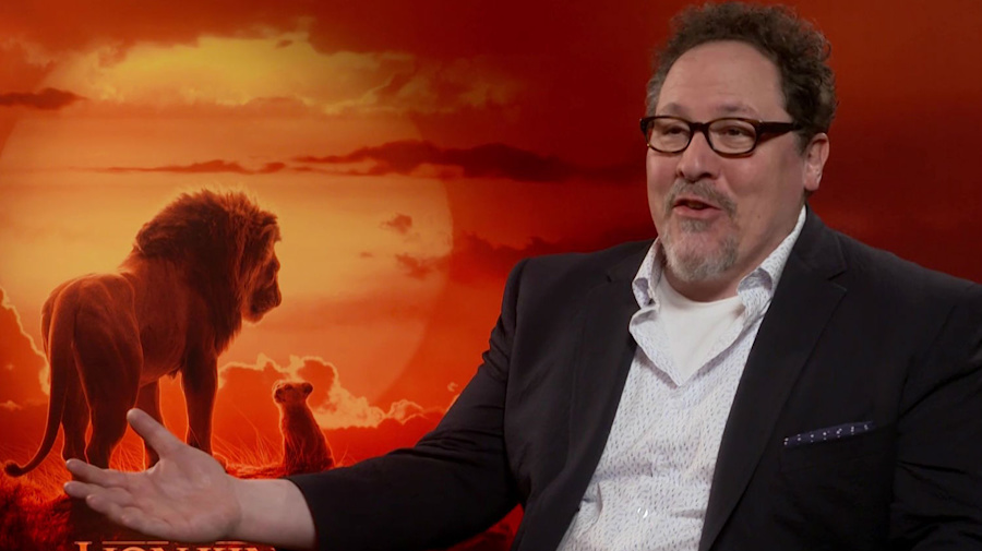 Jon Favreau on the struggle to remake 'The Lion King'