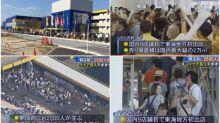 【有片】日本東海地區首間IKEA開幕 2500人門外排隊等入場