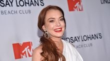 Lindsay Lohan's reaction to Paris Hilton snub is priceless