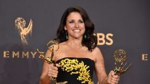 Julia Louis-Dreyfus revela que tem câncer de mama