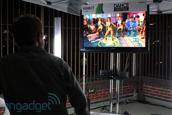 Kinect Dance Central preview, or how we learned to stop caring and love the groove (video)