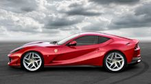 Ferrari 812 Superfast revealed to replace the F12berlinetta