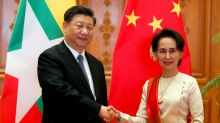 'Till the End of the World': Xi and Suu Kyi to Ink Mammoth Deals Despite Rohingya Backlash