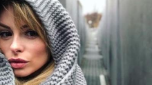 Model called an 'embarrassment of a human' for posting selfie at Holocaust memorial
