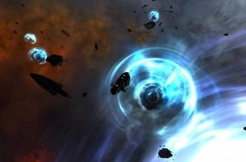 Wormholes opening up 101 new EVE Online systems