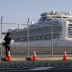 Japan reports 3rd cruise ship death, 57 more infected