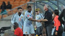 Middendorp refers questions around Khune to Kaizer Chiefs' management