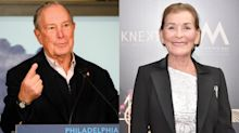 Judge Judy says she's endorsing 'brilliant' Michael Bloomberg because 'I've never seen America so angry'