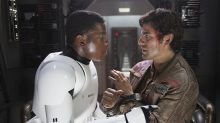 J.J. Abrams talks Finn and Poe's 'intimate' bond and hints at LGBTQ representation in 'Star Wars: The Rise of Skywalker'