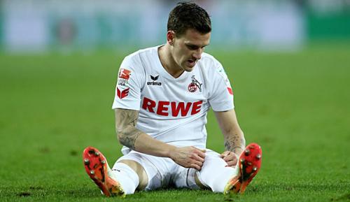 Bundesliga: 1. FC Köln vorerst ohne verletzten Zoller