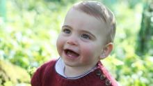 Britain's Prince Louis a baby no more, turning 1 on Tuesday