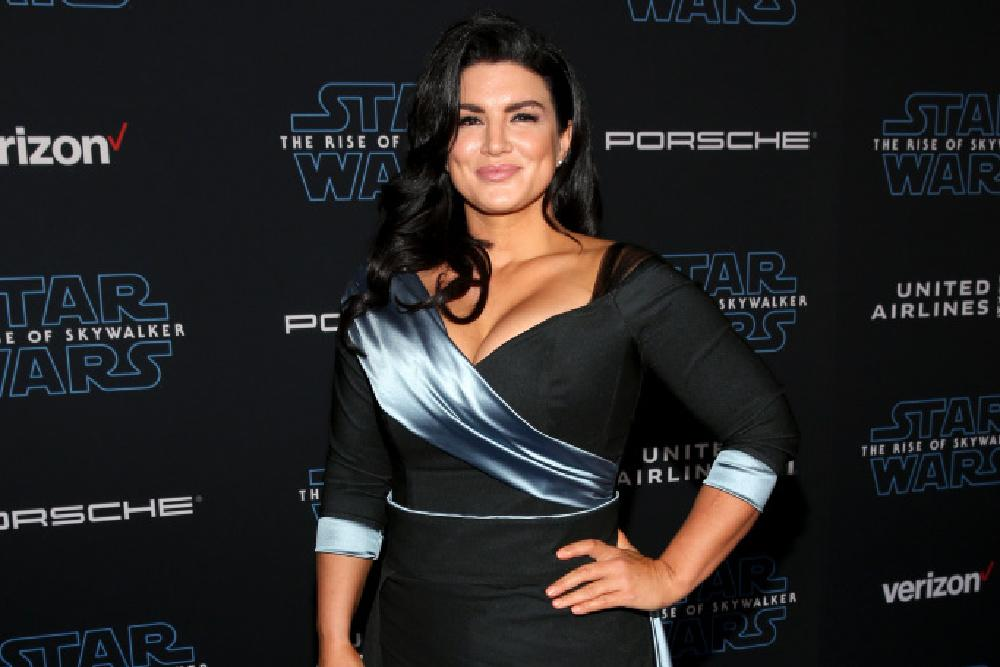 Gina Carano to produce, star in right-wing website film ...