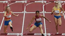 McLaughlin storms to Olympic hurdles gold and world record