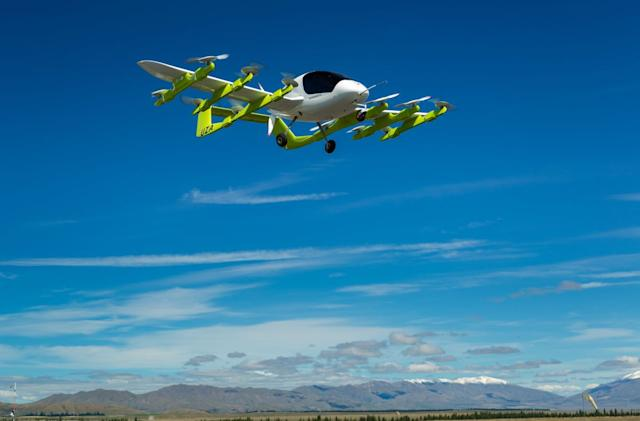 Wisk will start testing its 'air taxi' implementation later this year