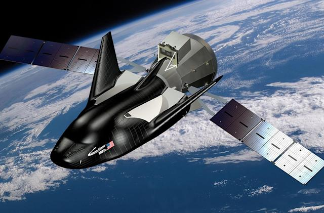 Dream Chaser's first ISS resupply mission launches in late 2020