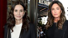 Courteney Cox Just Responded to Being Mistaken for Caitlyn Jenner in a Recent Picture on Instagram