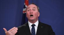Joyce scolds 'tardy' Qld over funding