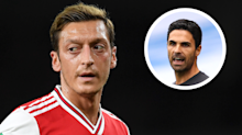 'They just speak bullsh*t!' - Angry Ozil fires back at critics & claims Arteta didn't give him a chance at Arsenal