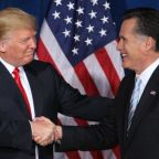 Mitt Romney thanks Trump for Senate endorsement after calling him 'a fraud'