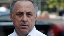 Russia's Mutko resigns as Football Union chief