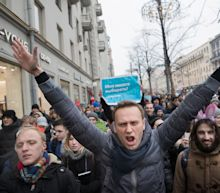 Alexei Navalny's allies seek to 'increase the turbulence' for Putin in effort to oust him