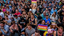 LGBT rights marches and rallies across the U.S.