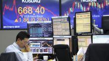 US inflation figures set to set market tone at week's end