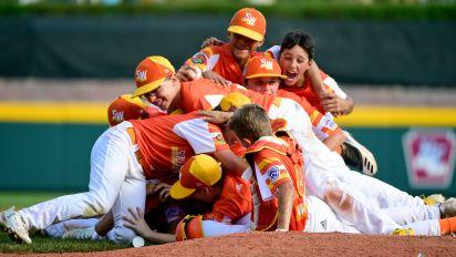 Beating Curacao, Louisiana wins 1st Little League title