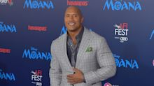 Dwayne 'The Rock'Johnson voted People's sexiest man alive
