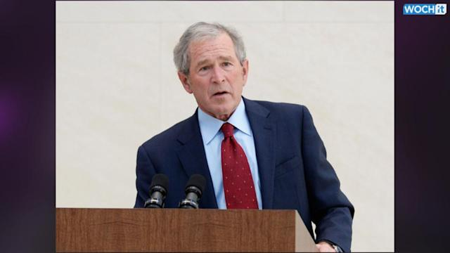 Report: Bush 43 Has Knee Replacement Surgery