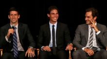 Federer and Nadal are an 'inspiration', says Novak Djokovic praising his main rivals