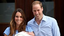 Kate Middleton says the hospital media circus after the birth of Prince George was 'terrifying'