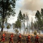 PG&E stocks and bonds hammered on worry company may be liable for California wildfire
