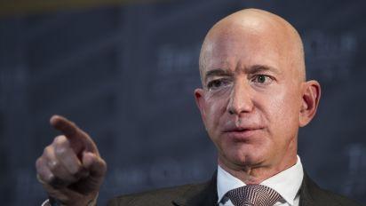 Amazon's 2018 profit? $11,200,000,000. Taxes? $0.