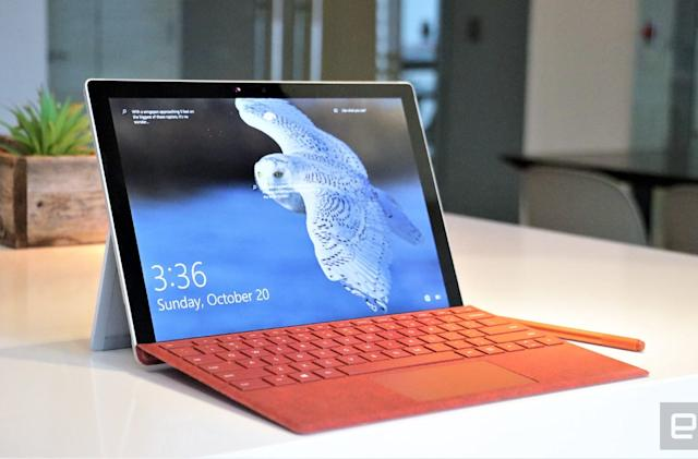 Surface Pro 7 bundle will save you over $250