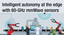TI unlocks mmWave technology for worldwide industrial market through new 60-GHz sensor portfolio