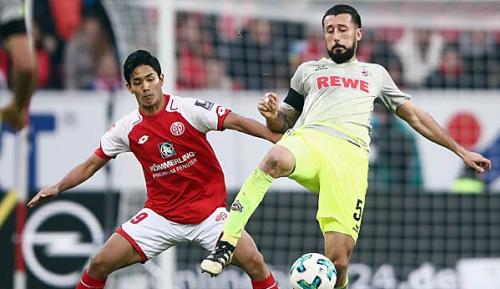 Bundesliga: Mainz: Muto wieder fit
