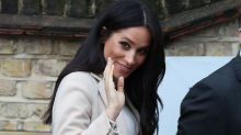 People are now selling Meghan Markle's £25 dress for three times the price on eBay