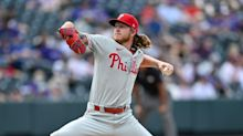 Phillies call up lefty Bailey Falter ahead of Dodgers series