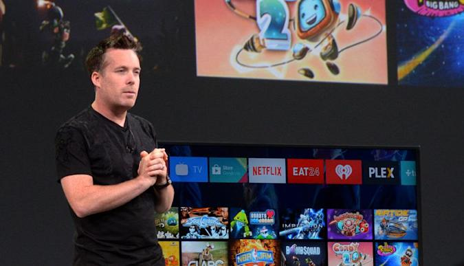 Google strikes back at the big screen with Android TV